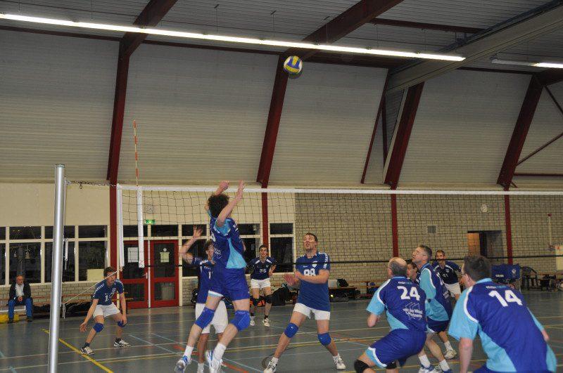 Altijd al willen volleyballen in het Westland?