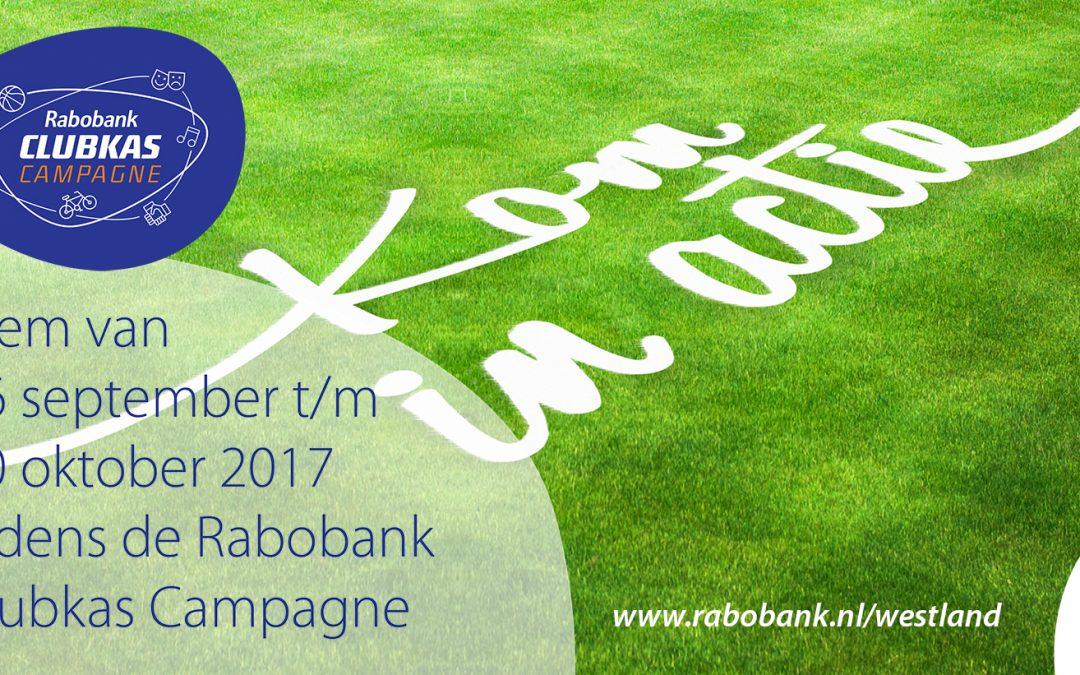 Stem op de vvMonza bij de Rabobank Clubkas Campagne
