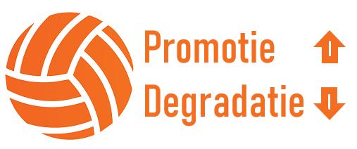Promotie/degradatie regeling senioren.