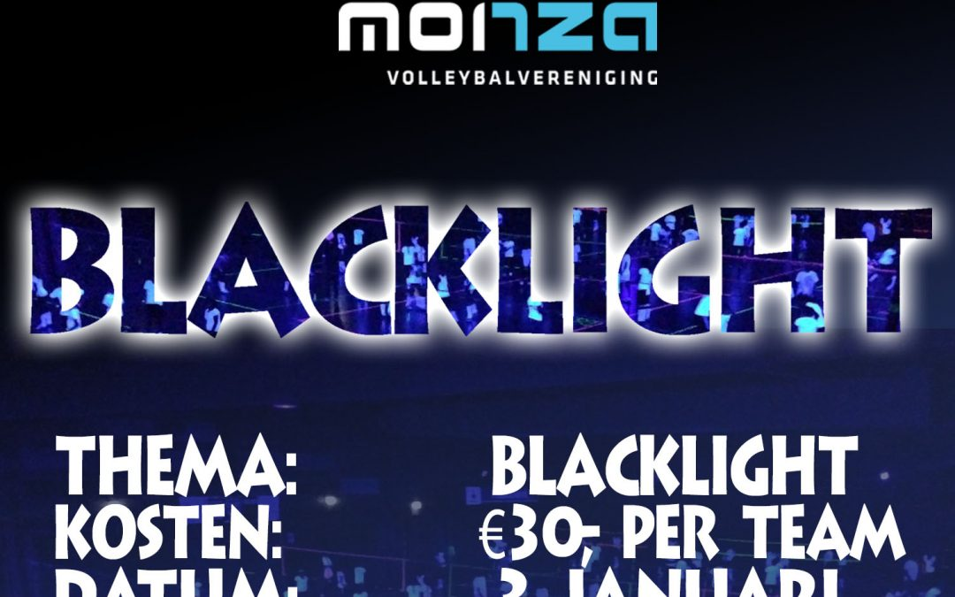Blacklight Toernooi